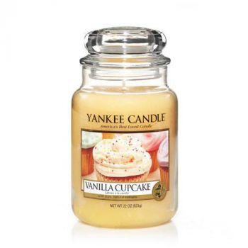 Vanilla Cupcake Large Jar Candle
