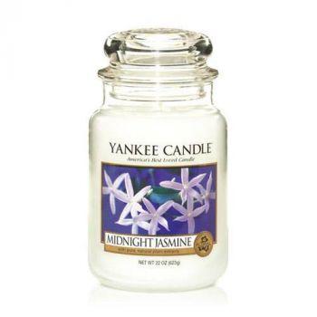 Midnight Jasmine Large Jar Candle