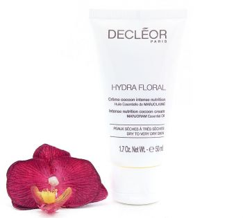 Decleor Hydra Floral-Intense Nutrition Cocoon Cream 50ml