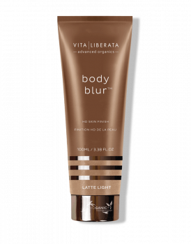 Vita liberata Body Blur Instant HD Skin Finish Latte Light-Light