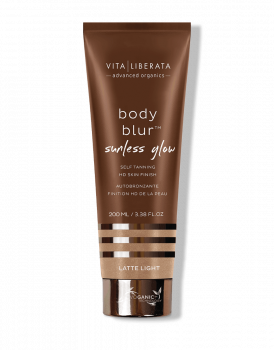 Vita Liberata Body Blur Sunless Glow - Latte Light - Light