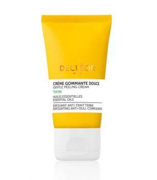 Decleor Thyme Gentle Peeling Cream 6.7floz