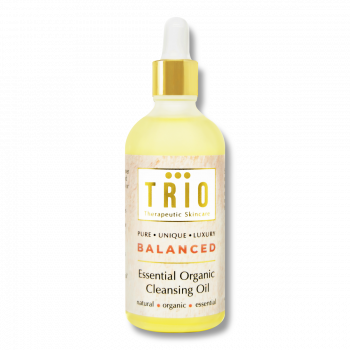 Trio Essential Organic Cleansing Oil