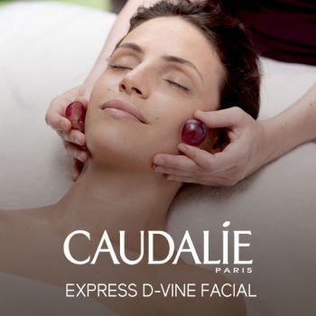 Caudalie Express D-Vine Facial / Radiance