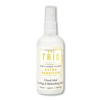 Trio Floral Mist Cooling & Refreshing Spray