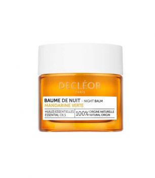 Green Mandarine Glow Night Balm