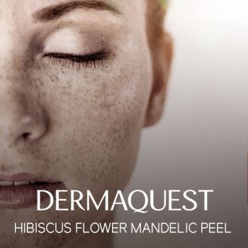 DermaQuest Hibiscus Mandelic Acid Peel / Pigmentation and Hydration Peel