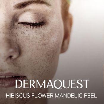 DermaQuest Hibiscus Mandelic Acid Peel / Pigmentation and Hydration Peel
