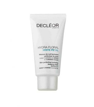 Decleor Hydra Floral White Petal Skin Perfecting Hydrating Sleeping Mask