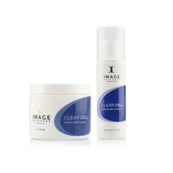 Image Skincare The Max Pads and Cleanser Duo
