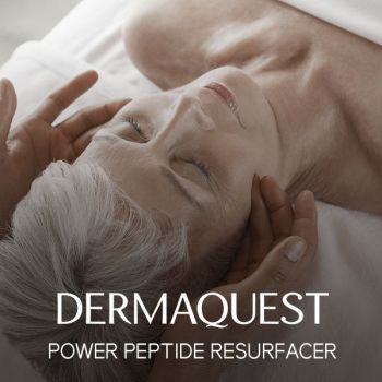 DermaQuest Power Peptide Resurfacer / Our Face Lift in a bottle