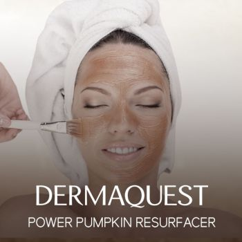 DermaQuest Pumpkin Resurfacer / Nutritious facial Smoothie