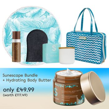 Sunescape Bundle + Hydrating Body Butter