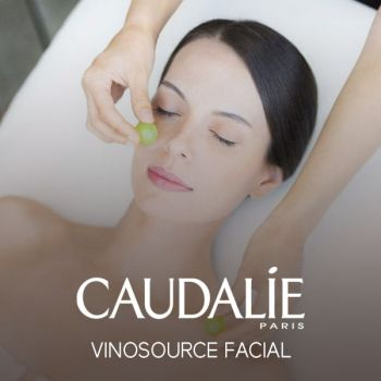 Caudalie Vinosource Facial / Hydrating and Nourishing