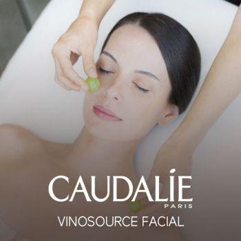 Caudalie Vinosource Facial / Hydrating and Nourishing